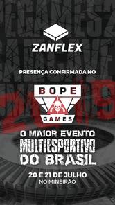 BOPE Games - Patrocinadores - ZanFlex.pn