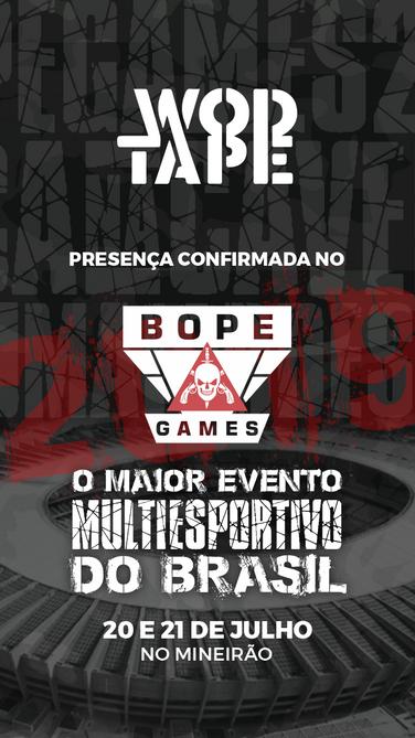 BOPE Games - Patrocinadores - WodTape.pn