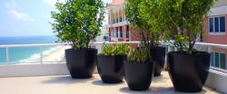 fiberglass flowerpot