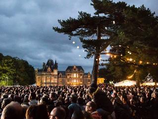 Festival de musique au chateau de Beauregard du 4 au 7 juillet 2019