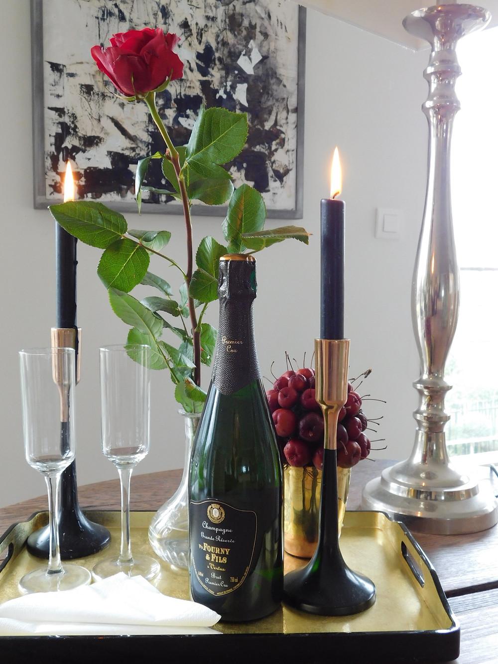 Du 13 au 17 février champagne et fleurs offerts pour tout séjour de 2 nuits