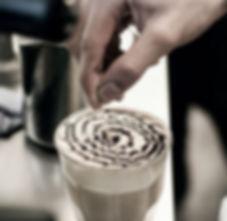 En lækker kaffe hos kaffefair