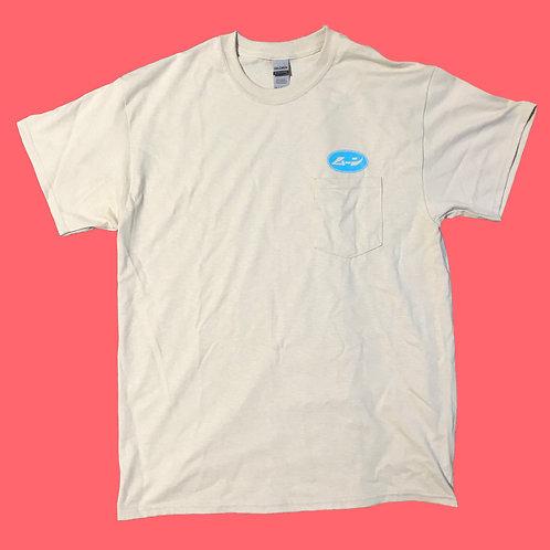 半袖ポケットTシャツ(MOONロゴ)