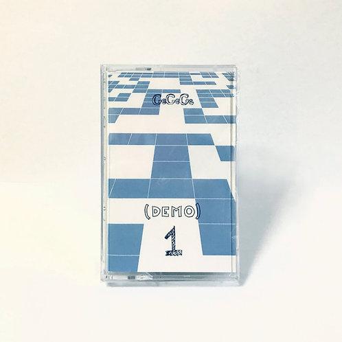 (DEMO)1 -デモ音源集(Cassette)