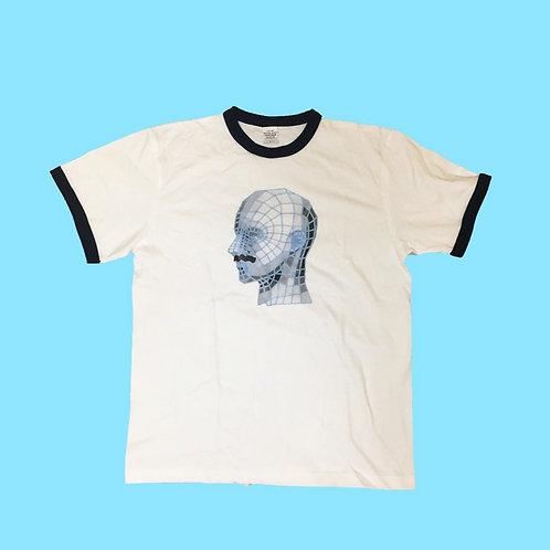 リンガーTシャツ(SFジャケット)