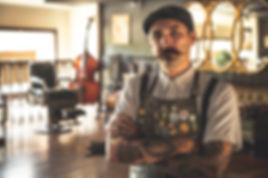 Davey's Portrait