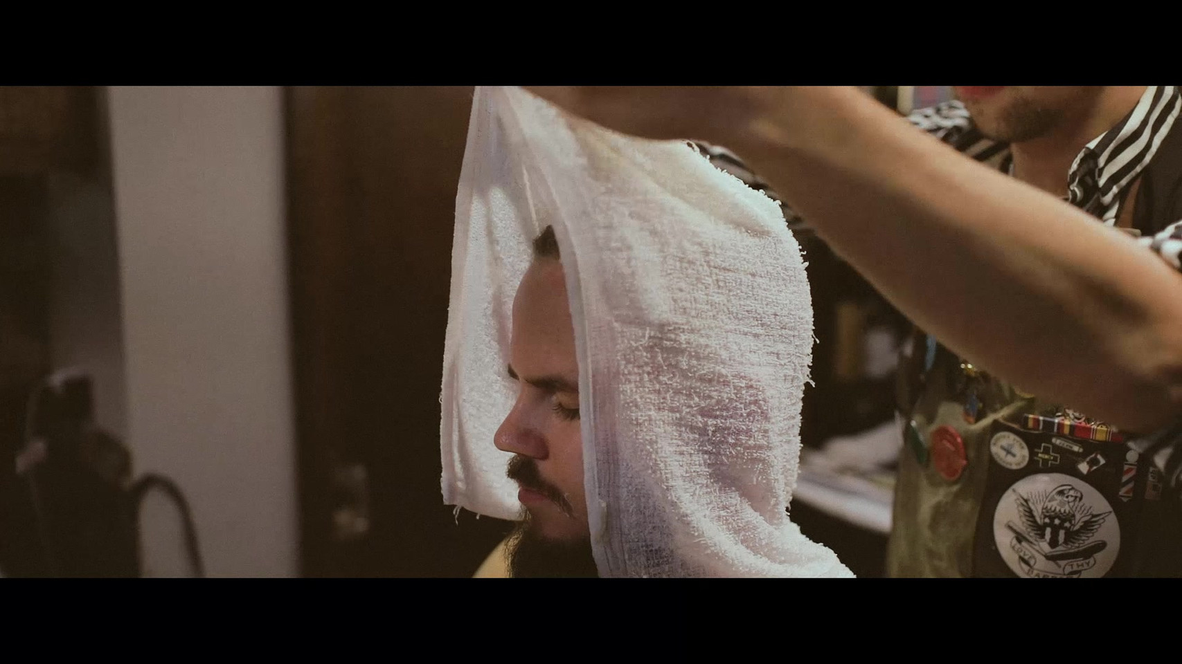 The Man Barber Promo Video