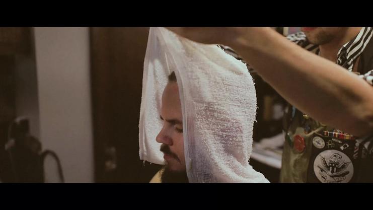 The Man Barber Promo Video