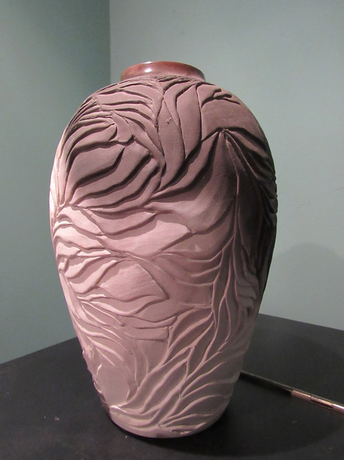 Nancee Meeker Earthenware Vase