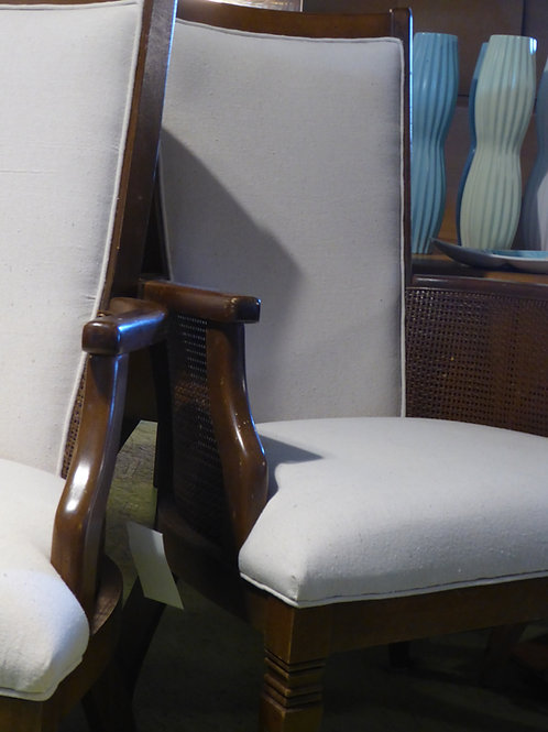 Pair 1970's Arm Chairs