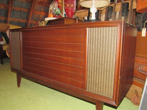Mid-century Modern Gerard Record Player cabinet