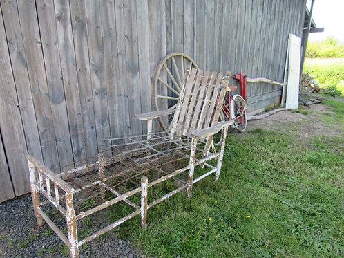Victorian Verandah Chaise
