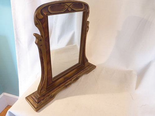 Art Nouveau Easel Frame