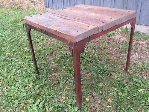 Handmade Industrial table