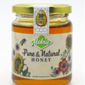 Mobia Pure & Natural Honey 310g