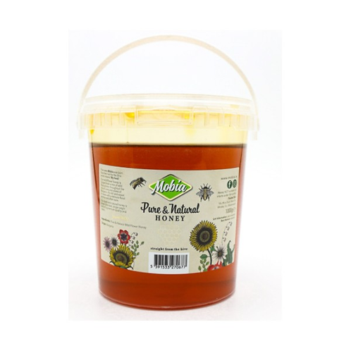 Mobia Honey Pure & and Natural 1000g