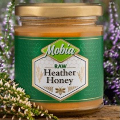 Mobia Raw Heather Honey 240g