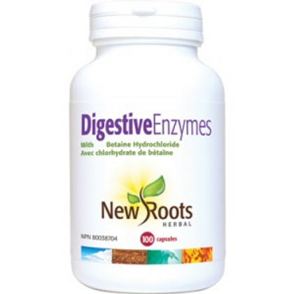 Digestive Enzymes 100 capsules