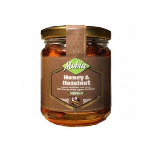Mobia Honey and Hazelnut 200g