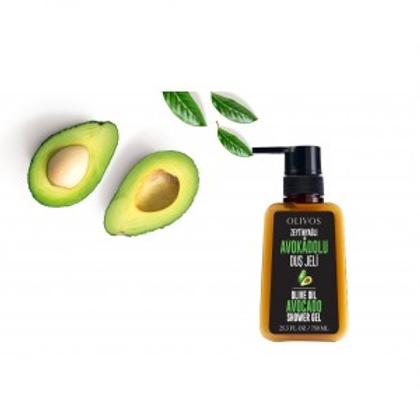 Olive Oil Avocado - Shower Gel 750ml