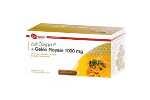 Zell Oxygen +Gelee Royale 1000mg