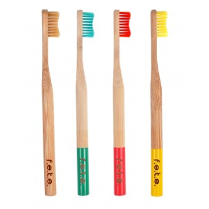F.E.T.E  Toothbrush Soft (Family Pack)