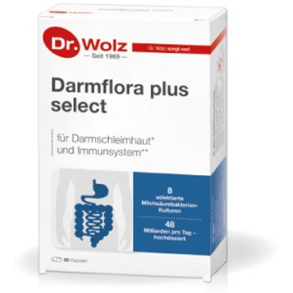 Darmflora Plus select 40 capsules