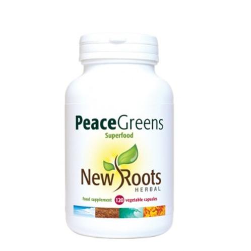 Peace Greens 120 caps
