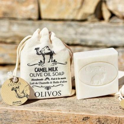 Olive Oil Camel Milk - Soap Bar 150g