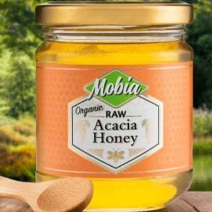 Mobia Raw Acacia Honey 240g