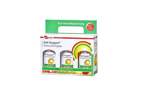 Zell Oxygen Immunokomplex Cure Pack (3 Bottles 250ml)