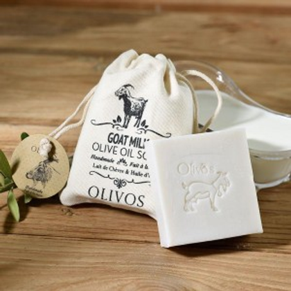Olive Oil Goats Milk - Soap Bar 150g