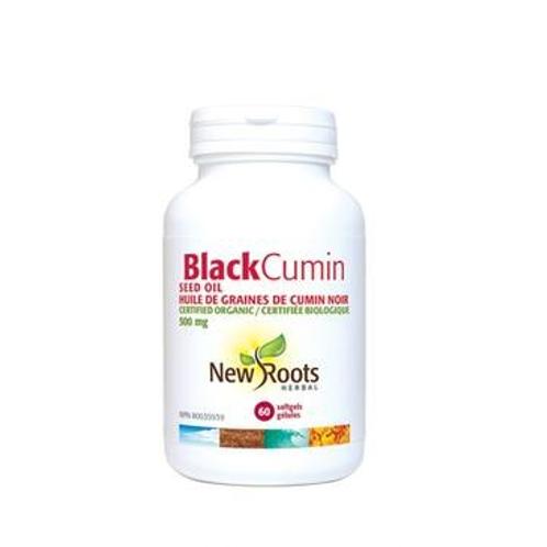Blackcumin Seed Oil 60 caps