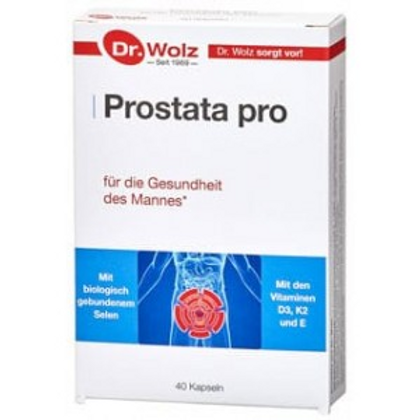 Prostata Pro combo pack 2 by 20 capsules