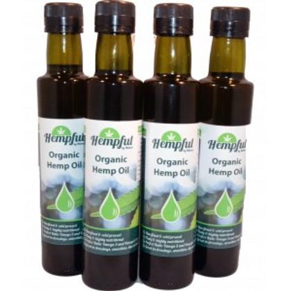 Organic Hemp Oil 250ml