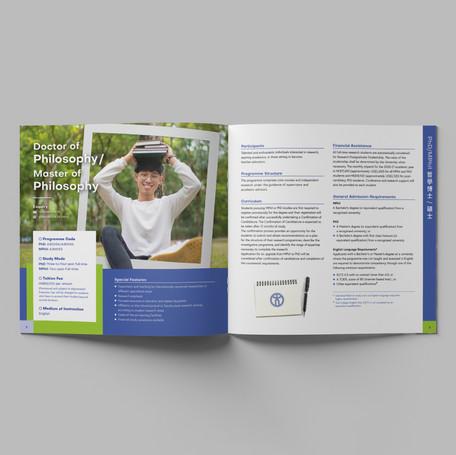FEHD Post-Graduate Program Bookelt