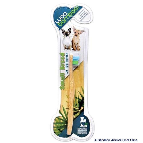 Pet Bamboo Toothbrush