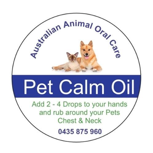 Pet Calm Oil