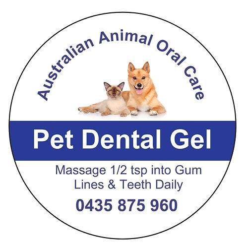 Pet Dental Gel