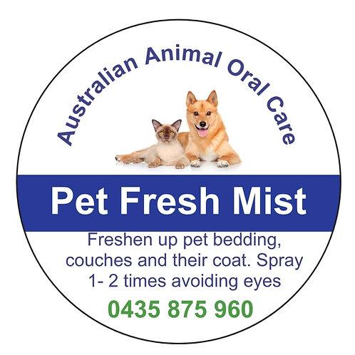 Pet Fresh Mist