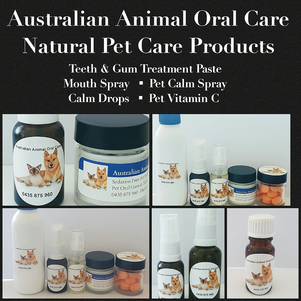 Dr Cesar's Organic Pet Health Care