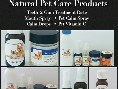 Organic Pet Health Care