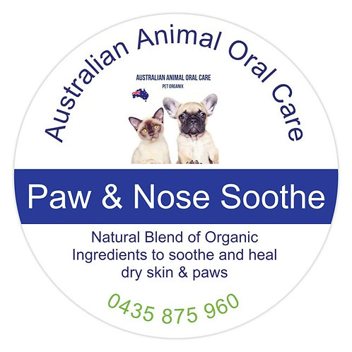 Paw & Nose Soothe 50gms