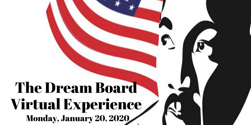 The Dream Board Virtual Experience