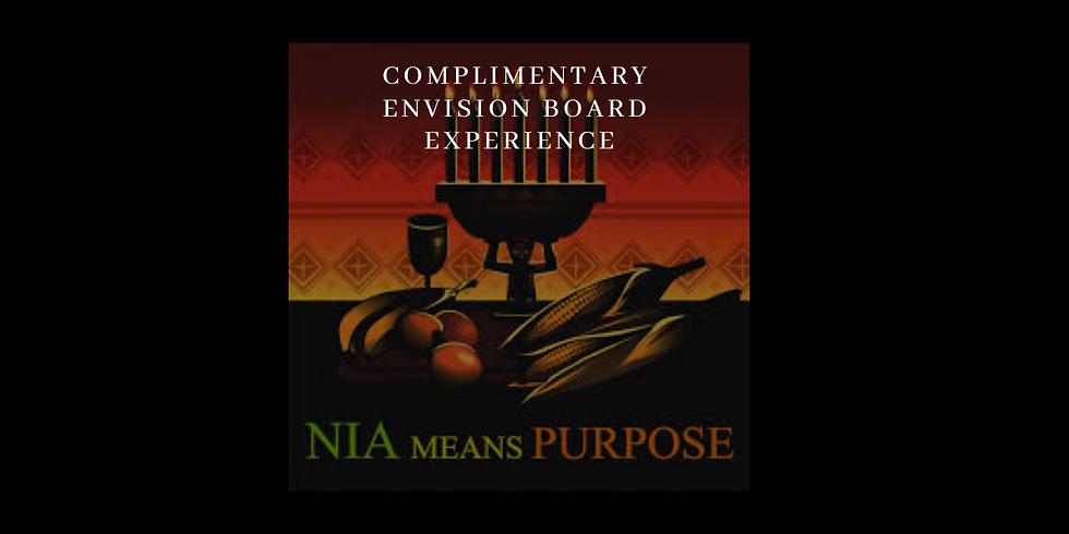 EnVision Board Virtual Experience