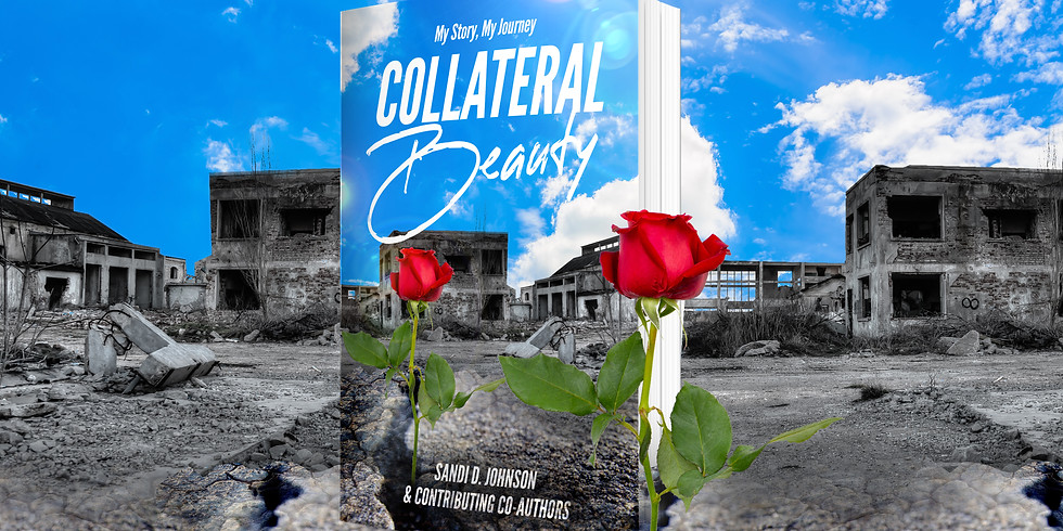"""""""My Story, My Journey: Collateral Beauty """"Book Presale & Launch Tickets"""