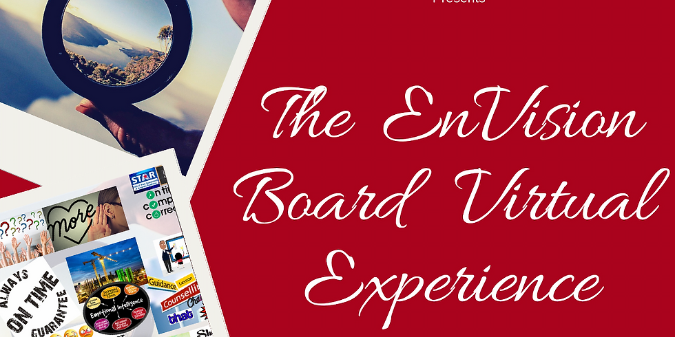 The EnVision Board Virtual Experience