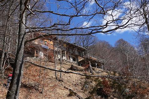casa Uriell mit Anbau und Sonnenterrasse