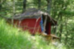 Nomadenzelt aus Ziegehaar