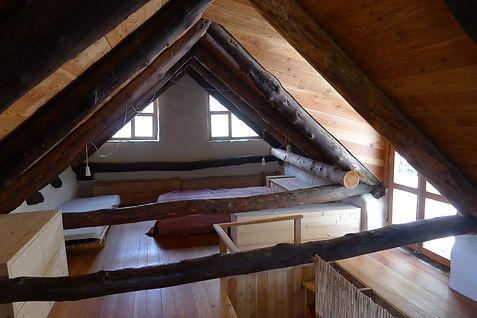 Rusrico, Dachraum mit 5 Betten